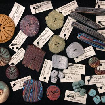 Tin Thimble buttons
